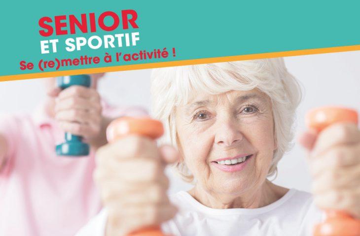 Bandeau senior et sportif
