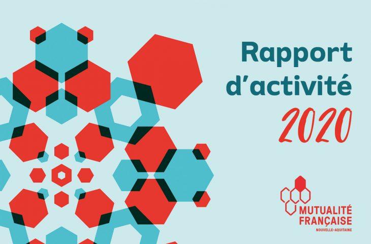 Rapport activité mutualité nouvelle aquitaine 2020