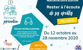 Campagne dépistage auditif 2020