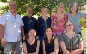 L'équipe de Bulle de répit - Radio RCF Charente