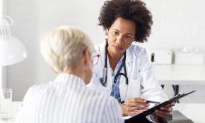 Patient en consultation chez le médecin